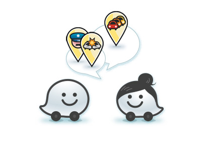Waze and Google sitting in a tree   - Top Mobile Trends