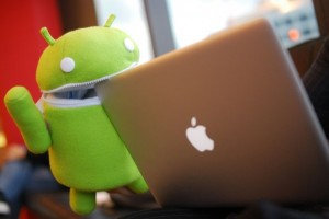 Android beats Apple in Worldwide Shipments