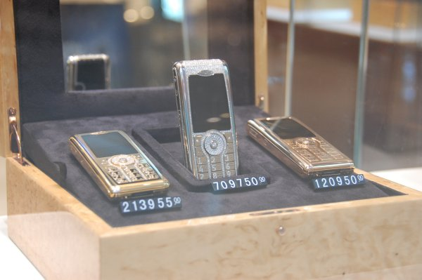 World Most Expensive Mobile Phone 2013 World's Most Expensive Mobile