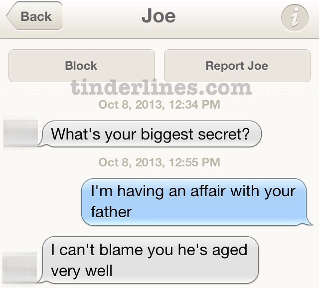 affair with father Tinder dates: Just how common are they?