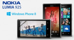 Nokia Lumia 925- The Windows Phone