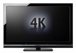 The new 4K HDTV technology