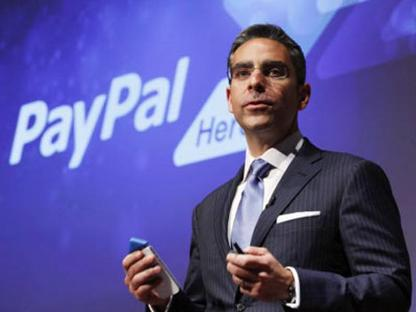 Paypal Chief David Marcus