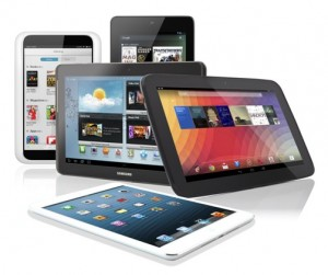 Popularity of Tablets