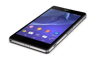 The new Sony Xperia Z2