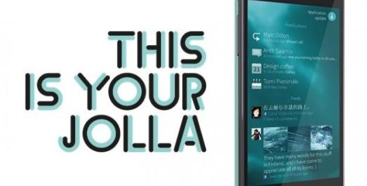 The new cost effective OS from Jolla