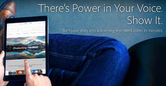 The New Adobe Mobile Storytelling App