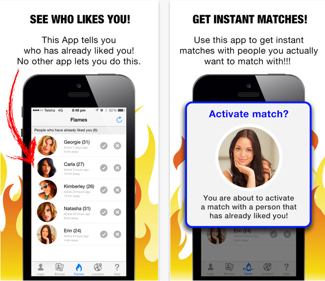 Apps like tinder for android