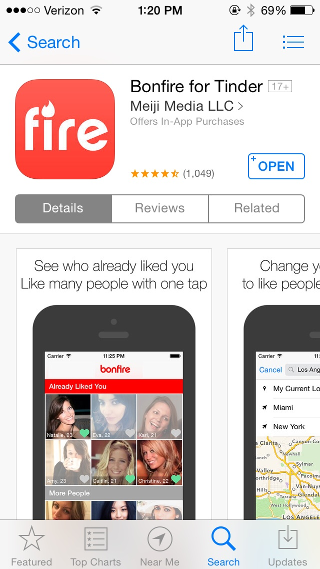 Best dating app not tinder