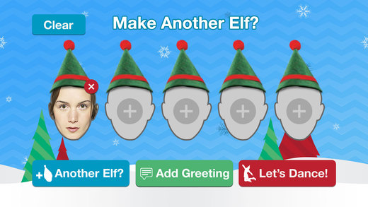 elf yourself free app, elf yourself, elf yourself app, apps for elf yourself, free elf yourself, christmas family video