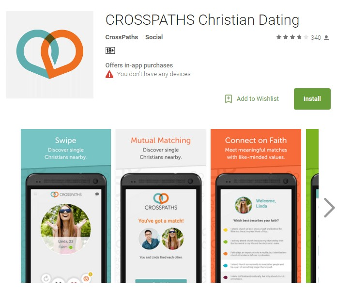 cross village christian personals Crosspaths is a mobile, christian dating app that helps like-minded christians meet, date and relate by asking members to choose their faith spectrum, we give single christians a convenient.