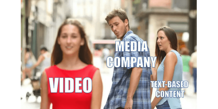 distracted boyfriend meme media