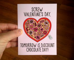 anti-valentines day memes discount chocolate day